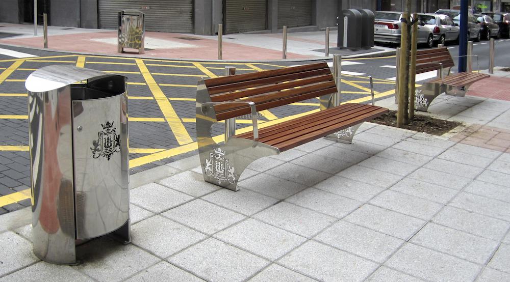 Mobiliario urbanofurnituremobiliario urbano dragasl for Mobiliario urbano caracteristicas